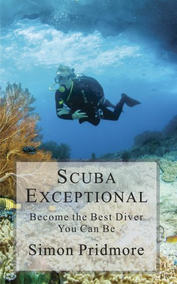 Scuba Exceptional, by Simon Pridmore