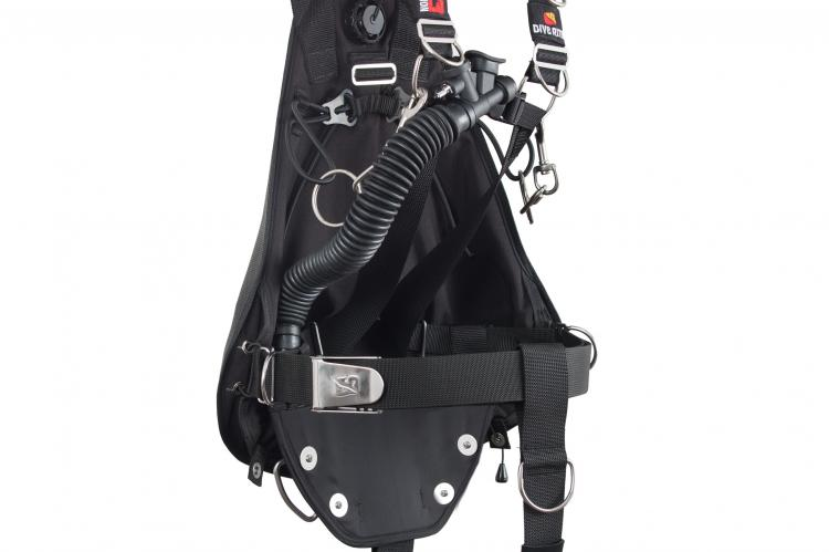 Dive rite nomad ls sidemount system x ray mag - Dive rite sidemount ...