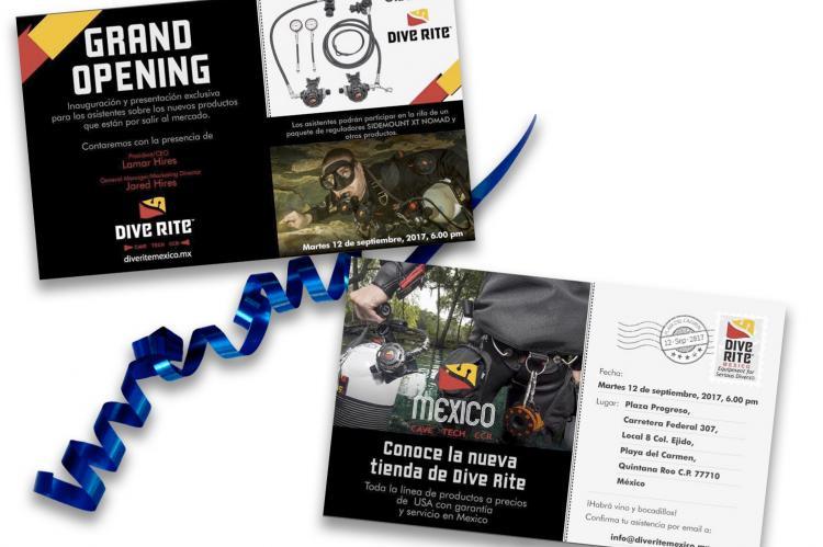 Dive Rite Mexico, Lamar Hires, Jared Hires, Ricardo Castillo, Playa del Carmen, cave diving in Mexico, Rosemary E Lunn, Roz Lunn, XRay Mag, X-Ray Magazine