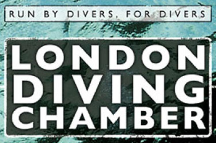 London Dive Chamber, LDC, BHA, British Hyperbaric Association, Dr Daniel Martin OBE, Paul Rose, Dr Oliver Firth, Colin McLeod Jubilee Trust Award, BSAC, Rosemary Lunn, Roz Lunn, X-Ray-Mag, XRay Magazine,