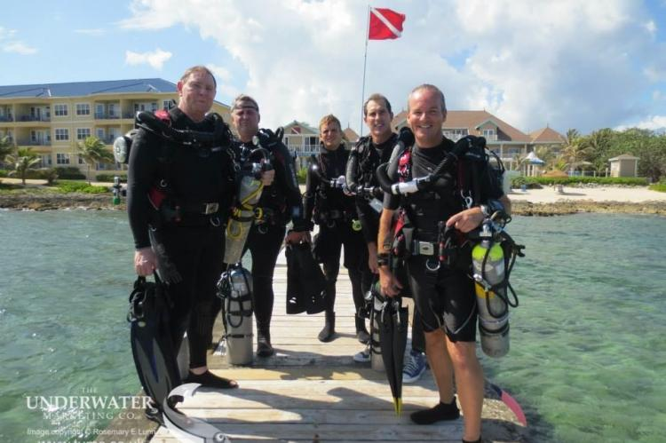 Matthew Addison, Rebreather Training Standards, Kim Mikusch, RESA, RTC, Rebreather Training Council, Rebreather Education and Safety, Rosemary Lunn, Roz Lunn, XRay Magazine, X-Ray Mag, rebreather training standards, Bruce Partridge, Inner Space, rebreather diving in Cayman, Peter Herbst, Steve Tippetts,