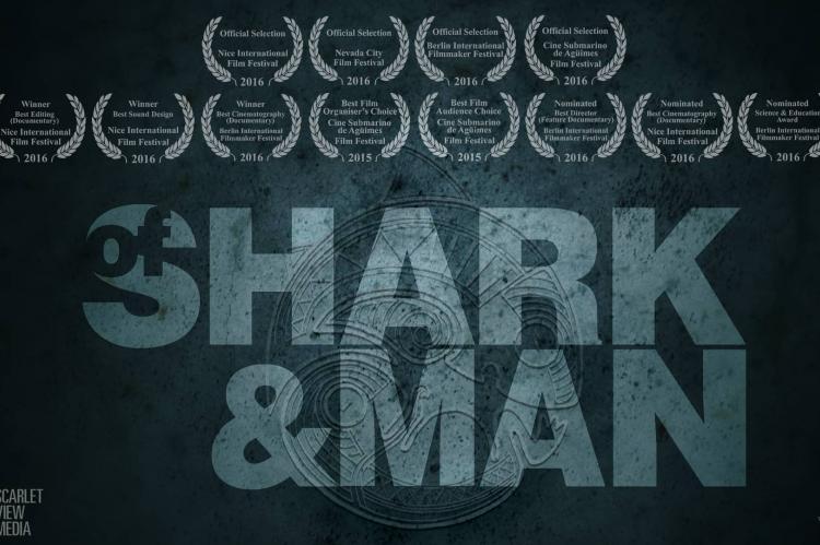 Of Shark And Man, David Diley, Schonell Theatre, University of Queensland, Brisbane, Bull Shark film, Rosemary E Lunn, Roz Lunn, XRay Magazine