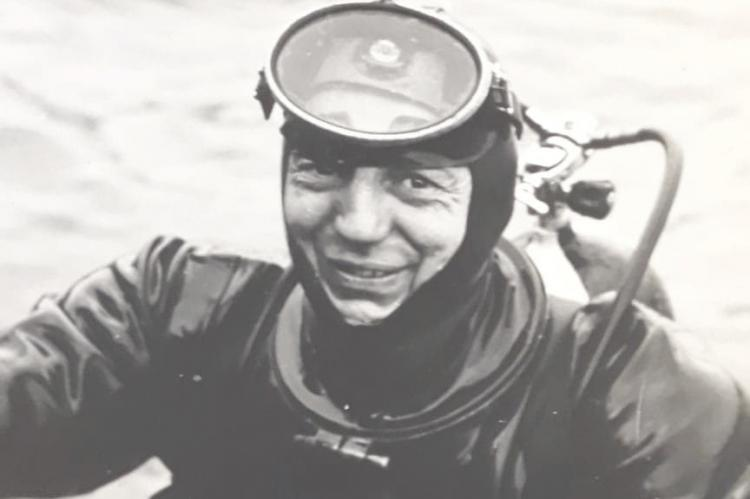 Peter Judge, Rob Judge, Southern Cylinder Servicing, Rosemary E Lunn, Roz Lunn, X-Ray Mag, XRay Magazine, Scuba diving obituary, Andy Godard, Andark Diving, Anya Frampton, Mulberry Divers, Jane Maddocks, BSAC Vice President, BSAC Wrecks and Underwater Cultural Heritage Advisor