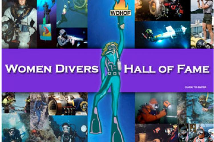 WDHOF, Women Divers Hall of Fame, Scuba Diving Awards, Cristina Zenato, Jill Heinerth, Nancy Easterbrook, Betty Orr, Andrea Stockert, Rosemary E Lunn, Roz Lunn, XRay Mag, X-Ray Magazine, Kathy Weydig