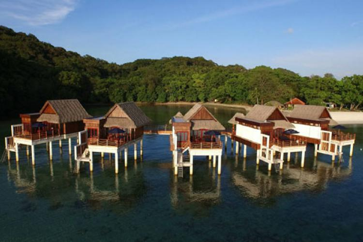 Palau Pacific Resort Launches Water Bungalows