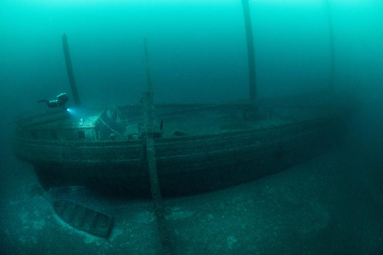 Image result for becky schott great lakes shipwrecks