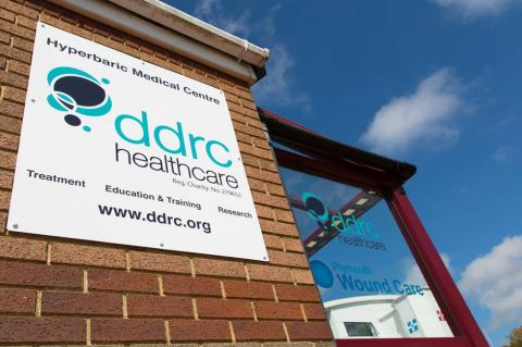 DDRC Healthcare, Diving Diseases Research Centre, Devon, scuba diving medicine, COVID-19, coronavirus, Rosemary E Lunn, Roz Lunn, X-Ray Mag, XRay Magazine, scuba diving news