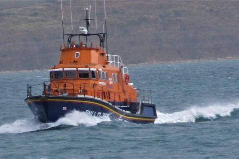 RNLI, Ken Francis, Weymouth, Portland, Dorset, lost snorkeller, Oscar Montgomery, Lifeboat, Rosemary E Lunn, Roz Lunn, XRay Mag, X-Ray Magazine, scuba diving news, Police, Church Ope Cove, Chief Inspector Neil Wood