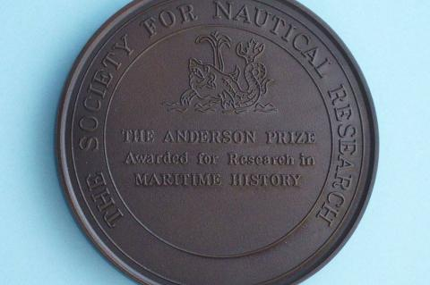Anderson Medal, The Society for Nautical Research, Dr Innes McCartney, Jutland 1916: The Archaeology of a Naval Battlefield, Rosemary E Lunn, Roz Lunn, X-Ray Mag, XRay Magazine, scuba diving news, marine archeology
