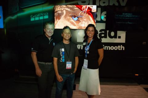 Drew Richardson, PADI, Gregg DiLeo, GoPro, Kristin Valette-Wirth, Professional Association of Diving Instructors, PADI, Rosemary E Lunn, Roz Lunn, X-Ray Mag, XRay Magazine, Karl Shreeves, DEMA Show 2018, scuba diving news