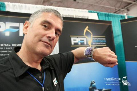 Brian Carney, Kirk Krack, Mandy-Rae Cruickshank-Krack, TDI, SDI, ERDI, PFI, Performance Freediving International, DAN Rolex Award, Rosemary E Lunn, Roz Lunn, X-Ray Mag, XRay Magazine, scuba diving news