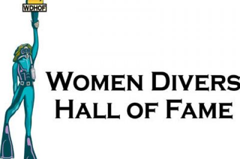 WDHOF, Women Divers Hall of Fame, scuba diving scholarship, scuba diving grant, Rosemary E Lunn, Roz Lunn, X-Ray Mag, XRay Magazine, scuba diving news