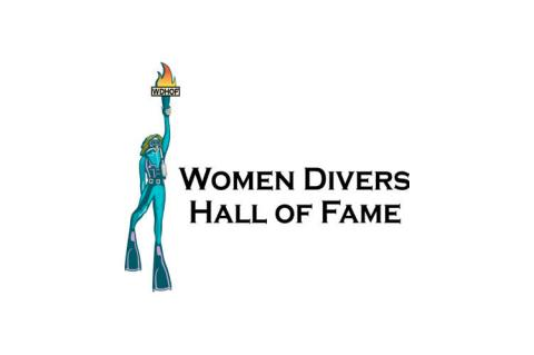 Women Divers Hall of Fame, WDHOF, Sabine Kerkau, Dawn Kernagis, Dr Ann H Kristovich, Jill Heinerth, Donna M. Uguccioni, Andrea Zaferes, Rosemary E Lunn, Roz Lunn, scuba diving awards, scuba diving news, award nominations, XRay Mag, X-Ray Magazine