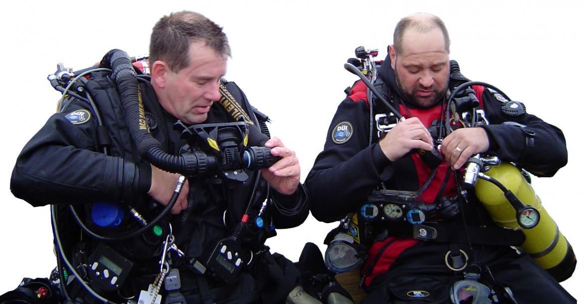 Technical diving equipment x ray international dive magazine - Tech dive arenzano ...