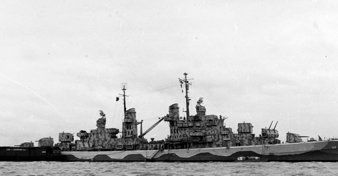 USS Juneau in June 1942