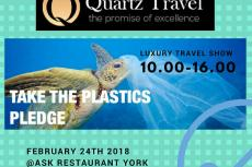 Quartz Travel York, Greenpeace, The Little Balloon Company York, Ask Italian, mass balloon release, X-Ray Magazine, XRay Mag, Rosemary E Lunn, Roz Lunn, plastic oceans,