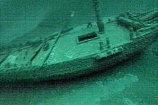 Sloop Washington - starboard side