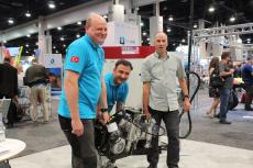 DEMA Show 2018, Rick Stanton, John Volanthen, John Timperley, Baki Boke Topac, Alkin Compressors, Rosemary E Lunn, Roz Lunn, The Underwater Marketing Company, Thailand, Thai Cave Rescue, X-Ray Mag, XRay Magazine, scuba diving news,