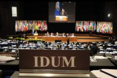 IDUM at the United Nations