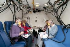 Isle of Man, Hyperbaric Chamber, Michelle Haywood, Rosemary E Lunn, Roz Lunn, X-Ray Mag, XRay Magazine, Diving medicine, scuba diving news