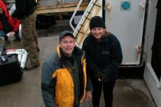 John Chatterton, Deep Sea Detectives, Scapa Flow, SSI Platinum Pro 5000 Diver Award, scuba diving awards, Rosemary E Lunn, Roz Lunn, XRay Mag, X-Ray Magazine, scuba diving news