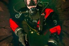 Otter Drysuits, EUROTEK, Rosemary E Lunn, Roz Lunn, British Cave Rescue Council, BCRC, fundraising raffle, technical diving,