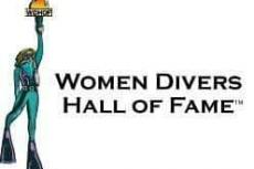 Sabine Kerkau, WDHOF, Women Divers Hall of Fame, Rosemary E Lunn, Roz Lunn, scuba diving awards, X-Ray Mag, XRay Magazine,technical diving writer, EUROTEK