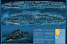Captain Eberhard Weichold, SM UC-11, SS Le Polynesien, Marcus Blatchford, diving Maltese wrecks, Malta, Maltaqua, Steve Jakeway, WW1, world war one, wreck centenary, Rosemary E Lunn, Roz Lunn, X-Ray Mag, XRay Magazine, scuba diving news