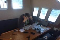 Steve Slater, Mark-Dixon, Darkstar, HMS Nottingham, Rosemary Lunn, Roz Lunn, X-Ray Mag_XRay-Magazine, Andrea Doria death, Jeff Cornish, Ric Waring, wreck research