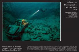 Marcus Blatchford, Underwater Photographer of the Year, X-Ray Mag, Rosemary E Lunn