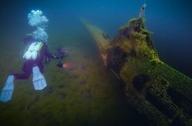 John Kendall, photogrammetry class, GUE, scuba diving classes, COVID-19, Coronavirus, Rosemary E Lunn, Roz Lunn, X-Ray Mag, XRay Magazine, scuba diving news, underwater photography