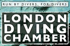 London Dive Chamber, LDC, BHA, British Hyperbaric Association, Dr Daniel Martin OBE, Paul Rose, Dr Oliver Firth, Colin McLeod Jubilee Trust Award, BSAC, Rosemary Lunn, Roz Lunn, X-Ray-Mag, XRay Magazine,