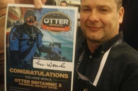 Steve Slater, Darkstar, Andrea Doria, Mark Dixon, EUROTEK, X-Ray Mag, XRay Magazine, Rosemary E Lunn, Roz Lunn, wreck diver, diving fatality