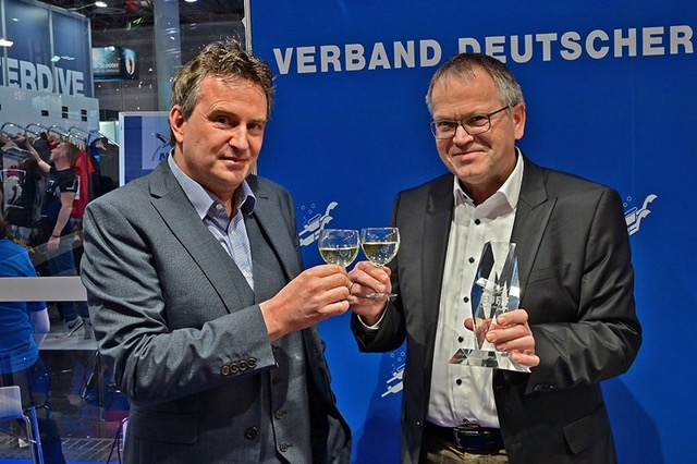 Franz-Brümmer_Boot-Show-2020_Steffen-Scholz_Image-Credit_VDST_Peter-Sutter_EUF_Jack-Lavanchy-Award
