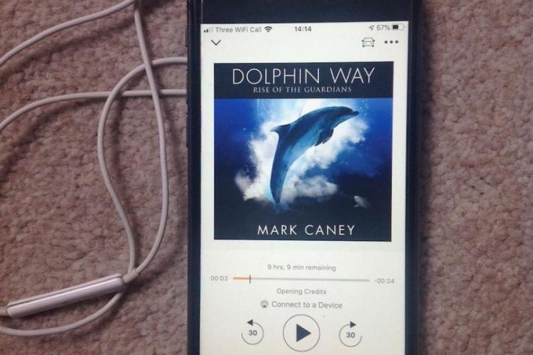 Mark Caney, Dolphin Way, Rosemary E Lunn, Roz Lunn, X-Ray Mag, X-Ray Magazine, scuba diving news