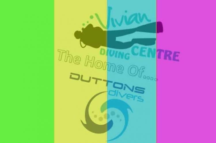 GLUG, scuba diving club, LGBT, Scuba Pride event, gay, lesbian, bisexual, transgendered, scuba divers, Vivian Quarry, Rosemary E Lunn, Roz Lunn, X-Ray Mag, XRay Magazine, scuba diving news