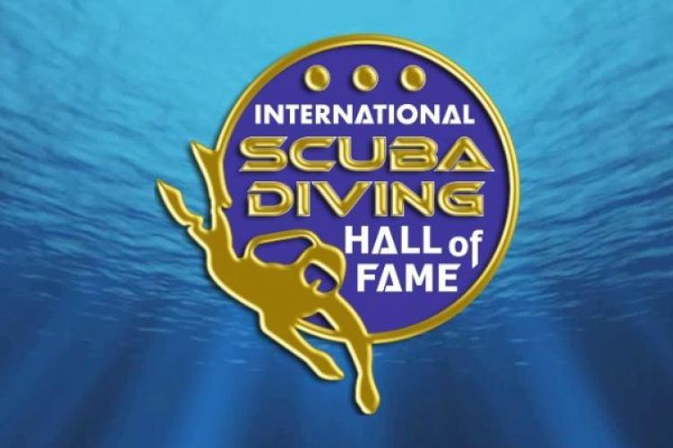 International Scuba Diving Hall of Fame, Ramon Bravo, Cayman Islands, Leslie Leaney, Rosemary E Lunn, Roz Lunn, X-Ray Magazine