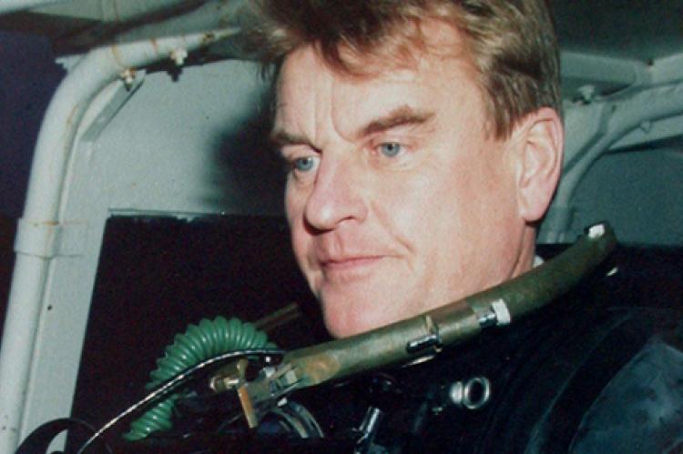 Jack Lavanchy, scuba diving award, European diving pioneer, EUF, Aqualung