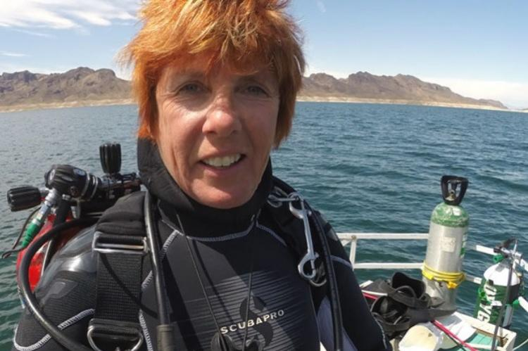 Kathy Weydig, WDHOF, Women Divers Hall of Fame, Rosemary E Lunn, Roz Lunn, X-Rray Mag, XRay Magazine, scuba diving awards, Boy Scouts of America, scuba diving news
