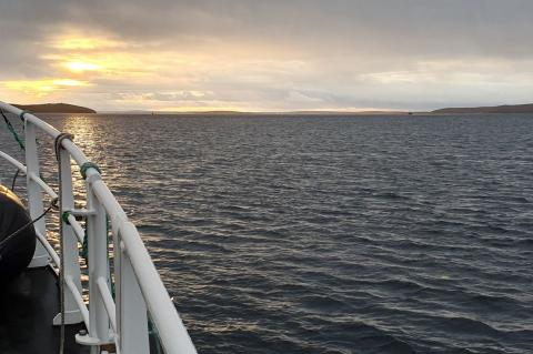 Scapa Flow, Rosemary E Lunn, Roz Lunn, British scuba diving, Orkney, The Press and Journal, scuba diving news, X-Ray Mag, XRay Magazine