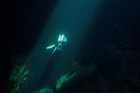 rEvo Rebreathers, Paul Raymaekers, Mares, Rosemary E Lunn, Roz Lunn, The Underwater Marketing Company