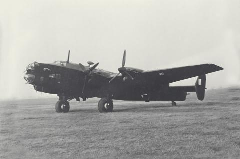 A Halifax bomber lost in World War 2 has been found at the bottom of a Norwegian Fjord