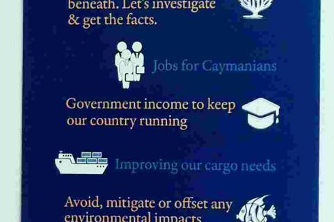 Cayman Islands, Cruise Ship Development