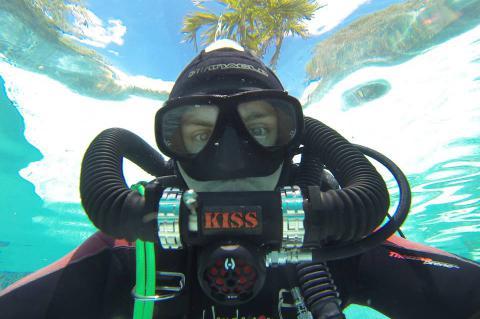 Dr Derek Covington, Diving Medicine Study, divers needed