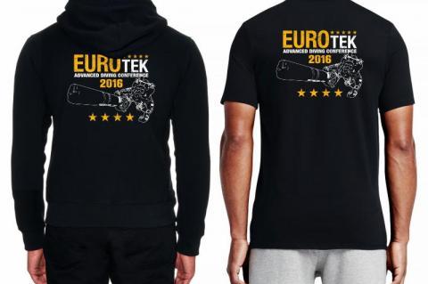 EUROTEK, apres dive clothing, Rosemary E Lunn, X-Ray Mag, scuba diving clothing