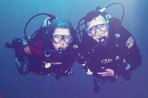 BSAC Diving Support Advisor, Rosemary E Lunn, XRay Magazine
