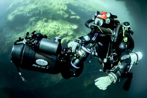 Tim Moran, Croatian wreck, Irena Sangierska, X-CCR rebreather, CE Certification, Rosemary E Lunn, Roz Lunn, X-Ray Mag, XRay Magazine, scuba diving news, closed circuit rebreather, CCR