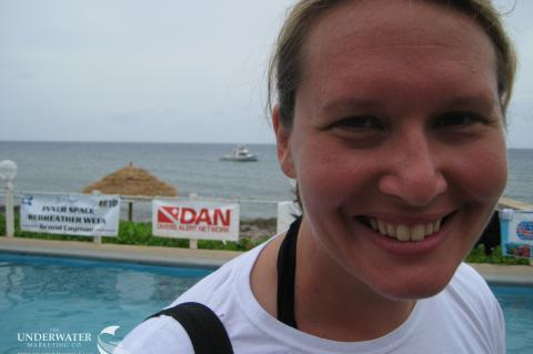 Dawn Kernagis, Women Divers Hall of Fame, Rosemary E Lunn, Roz Lunn, X-Ray Mag