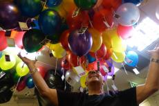 Balloon Releases, Pete Price, Radio City 2, MCS, Jeremy Clarkson, Marine Conservation Society, Rosemary Lunn, Roz Lunn, X-Ray Magazine