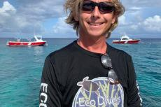 Aaron Hunt, Eco Divers Reef Foundation, Mike Pinnington, Emma Jane Fisher, Sunset House, Sunset Divers, coral reef conservation courses, CoralWatch, coral nursery dive, Rosemary E Lunn, Roz Lunn, X-Ray Mag, XRay Magazine, scuba diving news, conservation, environmental diving